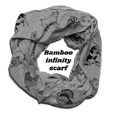 Animal Infinity Scarf - SHIPS Dec 19th
