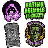 Spooky Sticker Bundle (Save 25%)