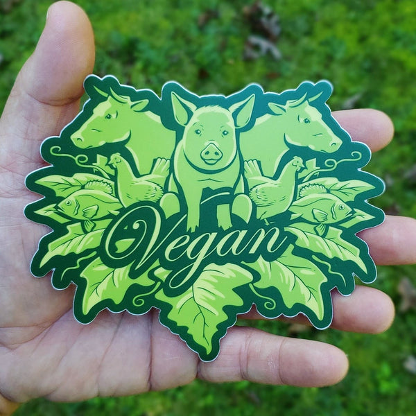 Vegan - Sticker