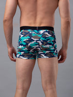 Load image into Gallery viewer, Underjeans Print Cotton Trunk - Pack of 2