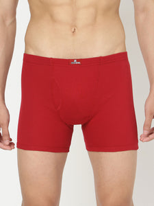 Underjeans Maroon Cotton Trunks