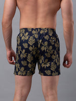 Load image into Gallery viewer, Underjeans Blue Cotton Boxers