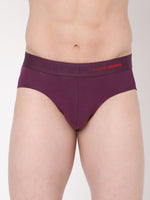 Load image into Gallery viewer, Underjeans PURPLE Cotton Briefs