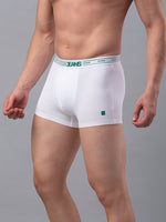 Load image into Gallery viewer, Underjeans White Cotton Trunk - Pack of 2