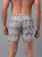 Load image into Gallery viewer, Underjeans White Cotton Boxers