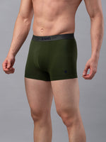 Load image into Gallery viewer, Underjeans Olive Cotton Trunk