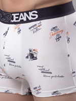 Load image into Gallery viewer, Underjeans White Cotton Trunk