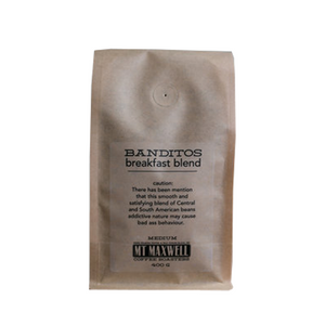 Load image into Gallery viewer, Mt Maxwell Coffee Banditos Breakfast Blend