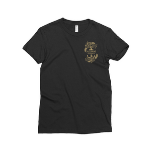 Load image into Gallery viewer, Salt Spring Kitchen Co. Graphic Tattoo Anchor T-Shirt