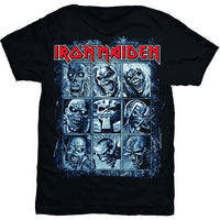 IRON MAIDEN - Nine Eddies t-shirt