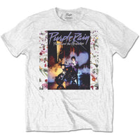 PRINCE - Purple Rain White t-shirt