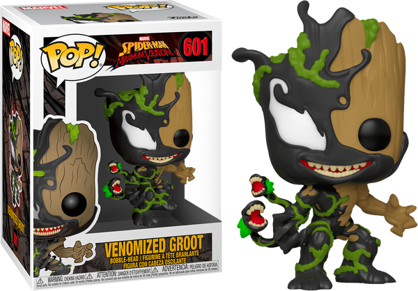 VENOM - Venomised Groot #601 Funko Pop!