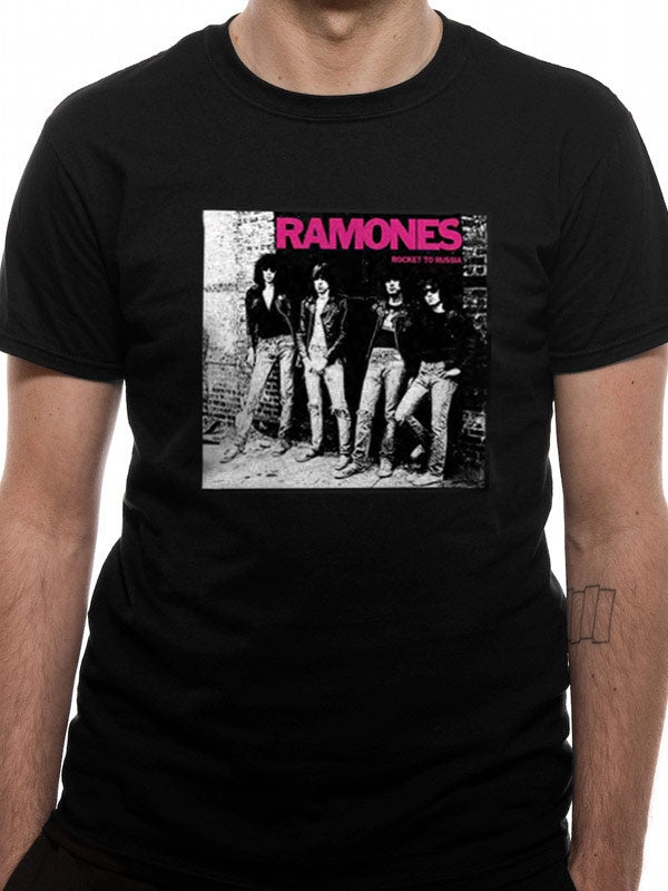 RAMONES - Rocket To Russia (CID) t-shirt