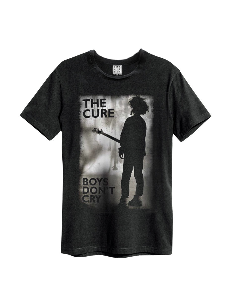 CURE - Boys Don't Cry Amp t-shirt