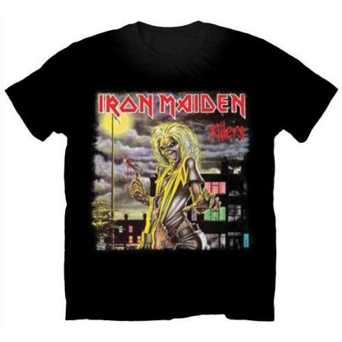 IRON MAIDEN - Killers Cover t-shirt