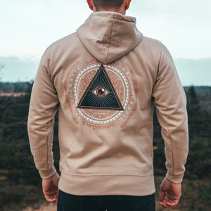 ARISTOCRATIC MOON EYE HOODIE [LIMITED EDITION]