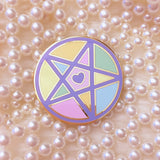 My Little Pentacle pin