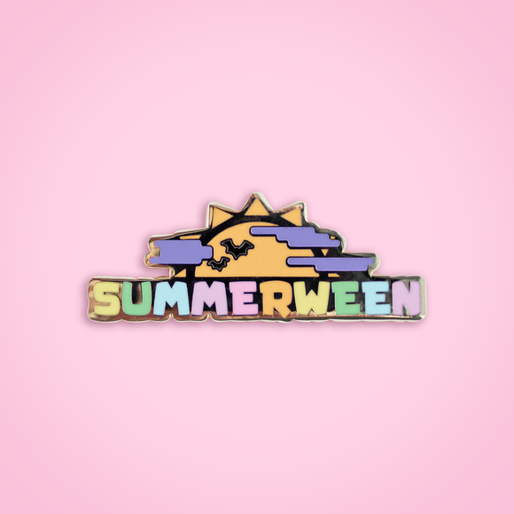 Summerween pin