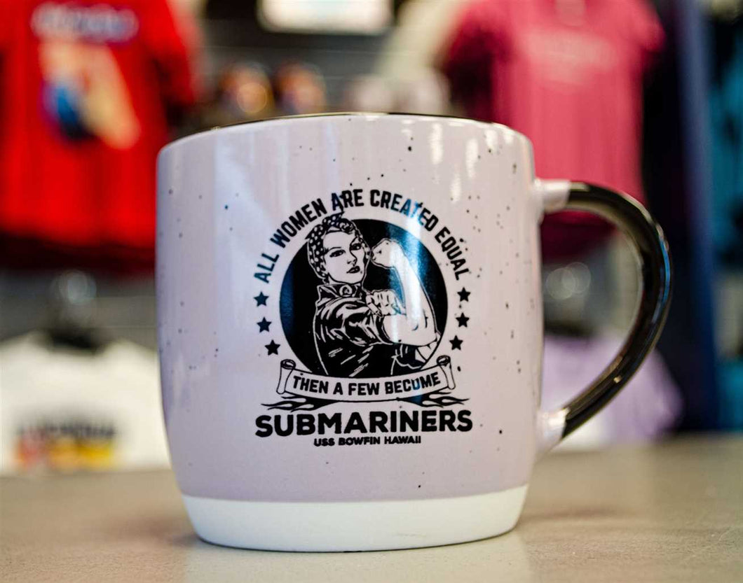 LADY SUBMARINER MUG