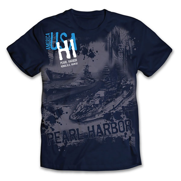 YOUTH PEARL HARBOR TEE