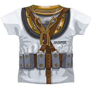 TODDLER JAKE DIVER TEE