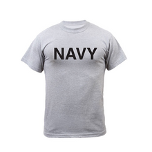 Load image into Gallery viewer, ADULT PT NAVY TEE