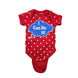 I CAN DO IT ONESIE