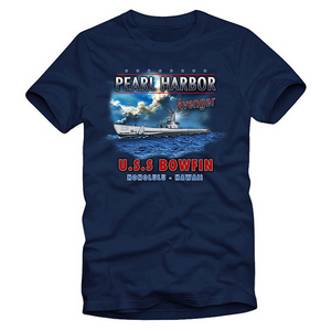 ADULT PEARL HARBOR AVENGER TEE