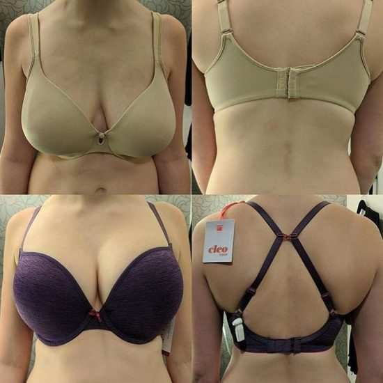 bra fitting, bra fitting in canada, proper bra fitting, whats my bra size, how to find bra size, plus size bras canada, cleo by panache, panache cleo, before and after, good bra, molded bra, padded bra, plus size bras in canada, bra fitting in canada, bras