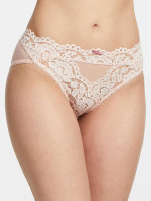 Montelle Bloom Lace Brief