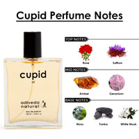 Cupid & Midnight Senses For Men And Women | Sweet, Floral & White Oud