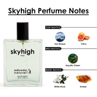 Midnight Senses & Skyhigh For Men | Sweet White Oud and Ocean Fresh