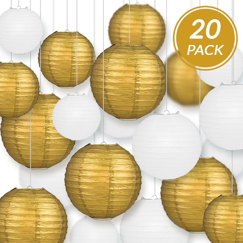Paper Lantern Party Pack Sets