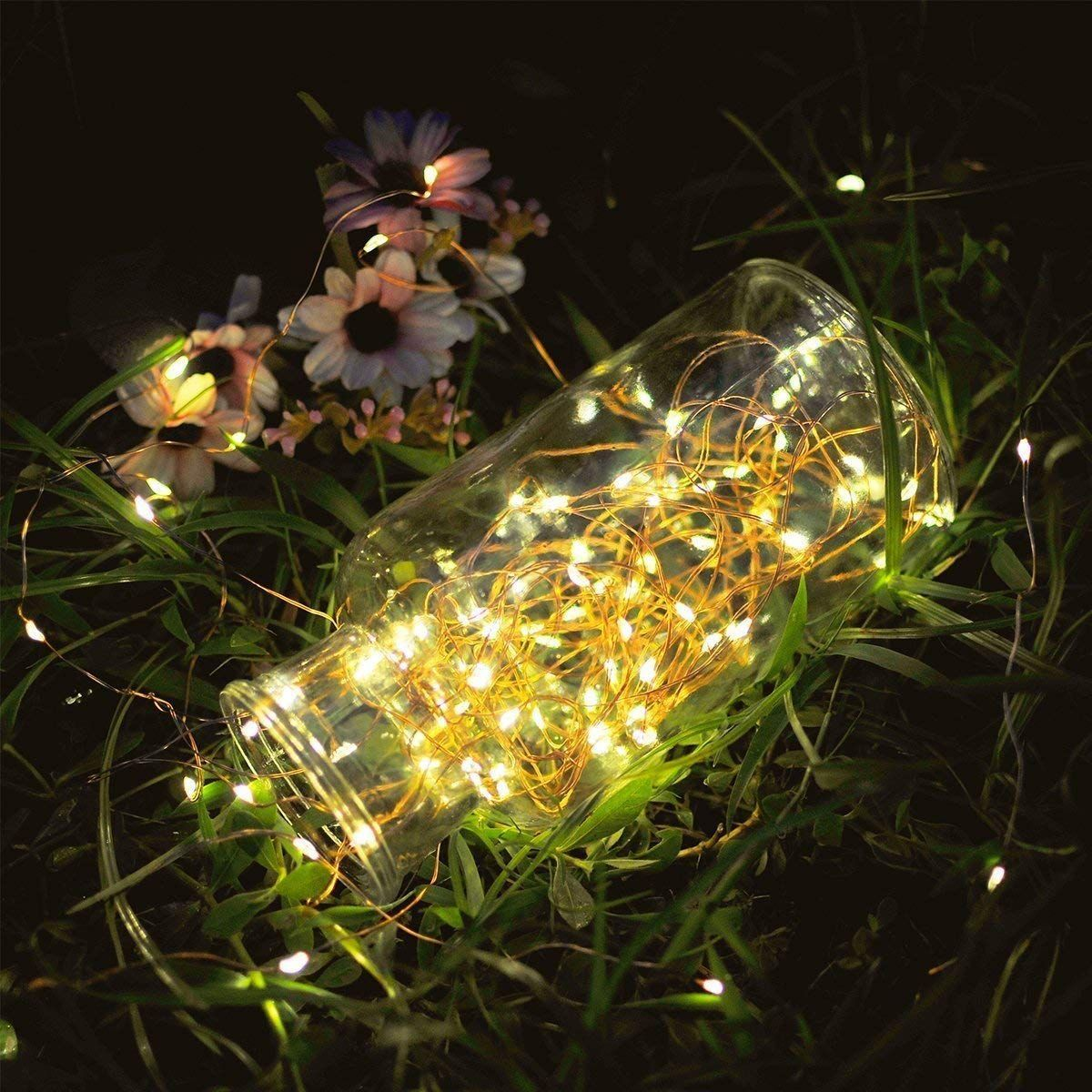 Fairy Wire String Lights (Battery Operated)
