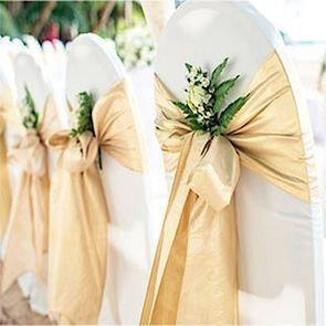 Chair Covers and Chair Sashes