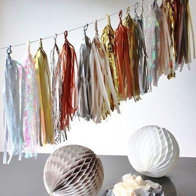 Tassel Garlands & Fringe Buntings