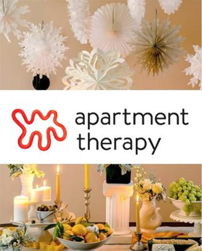 Apartment Therapy October 2016 Magazine