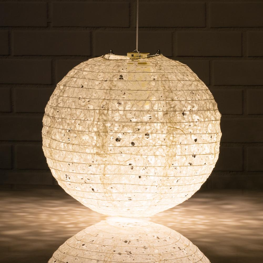 Fantado MoonBright™ 16-LED Hanging Battery Light For Paper Lanterns, White (Battery Powered) - Luna Bazaar - Discover. Decorate. Celebrate