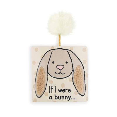 "Bunny board book on what it would be like 6"" x 6"" size"