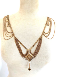 Body Chain Bohemain Necklace