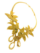 Load image into Gallery viewer, Gold Sparrow Necklace