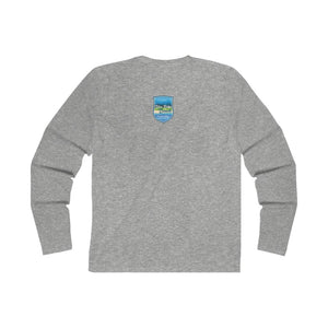 Blue Ridge to The Beach -  Finisher - Long Sleeve Crew Tee