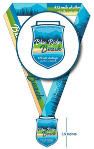 Blue Ridge to The Beach Medal