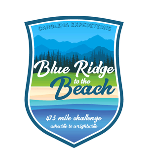 Blue Ridge to The Beach Magnet Medal