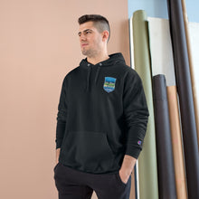 Load image into Gallery viewer, Blue Ridge to The Beach - Champion Hoodie