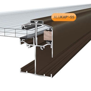 Alukap-SS Self Supporting Low Profile Gable Bar