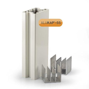 Alukap-SS Self Supporting Post & Bracket Kit