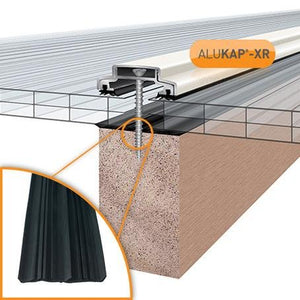 Alukap-XR 45mm Glazing Bars - With 45mm Rafter Gasket
