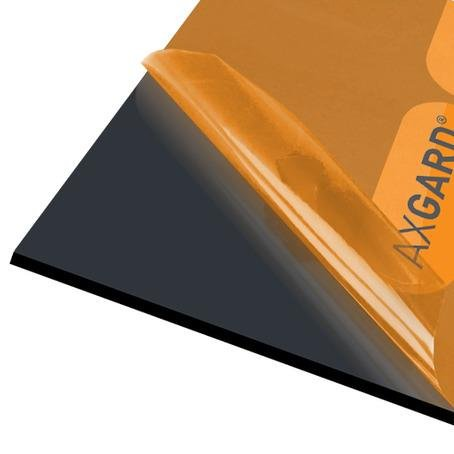 Axgard Black 6mm Solid Polycarbonate Sheet