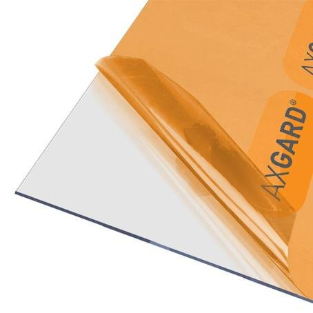 Axgard Clear 2mm Solid Polycarbonate Sheet